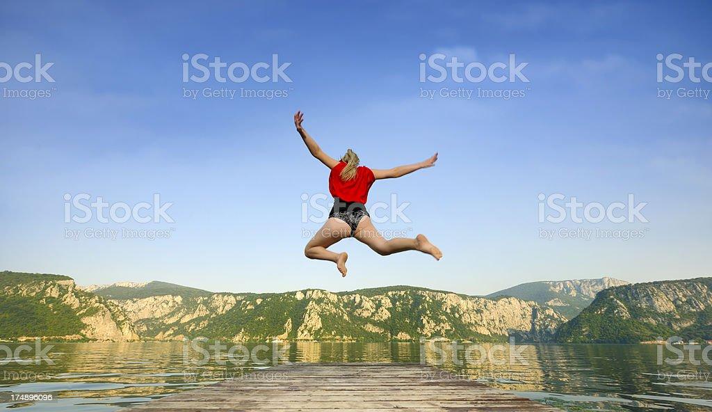 free woman stock photo