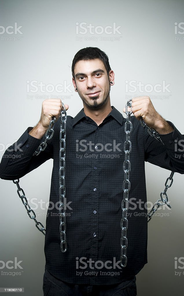 Free Young Man stock photo