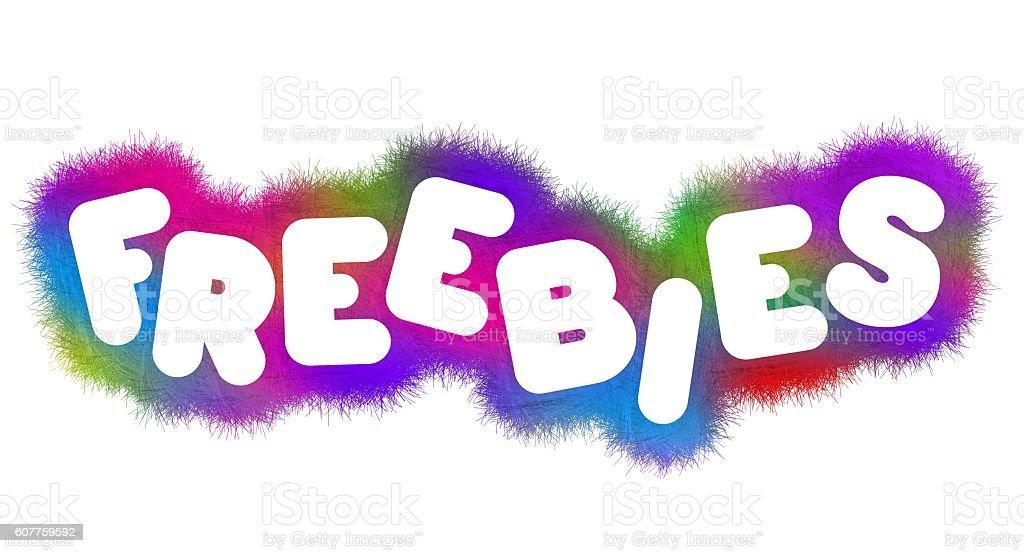 Freebies stock photo