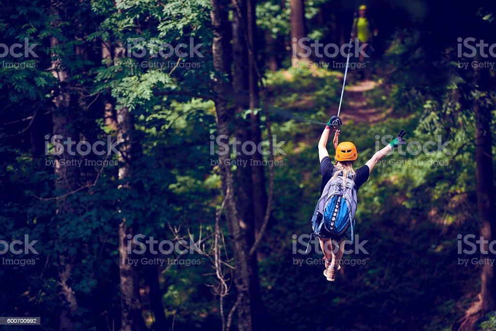 freedom and adventure stock photo