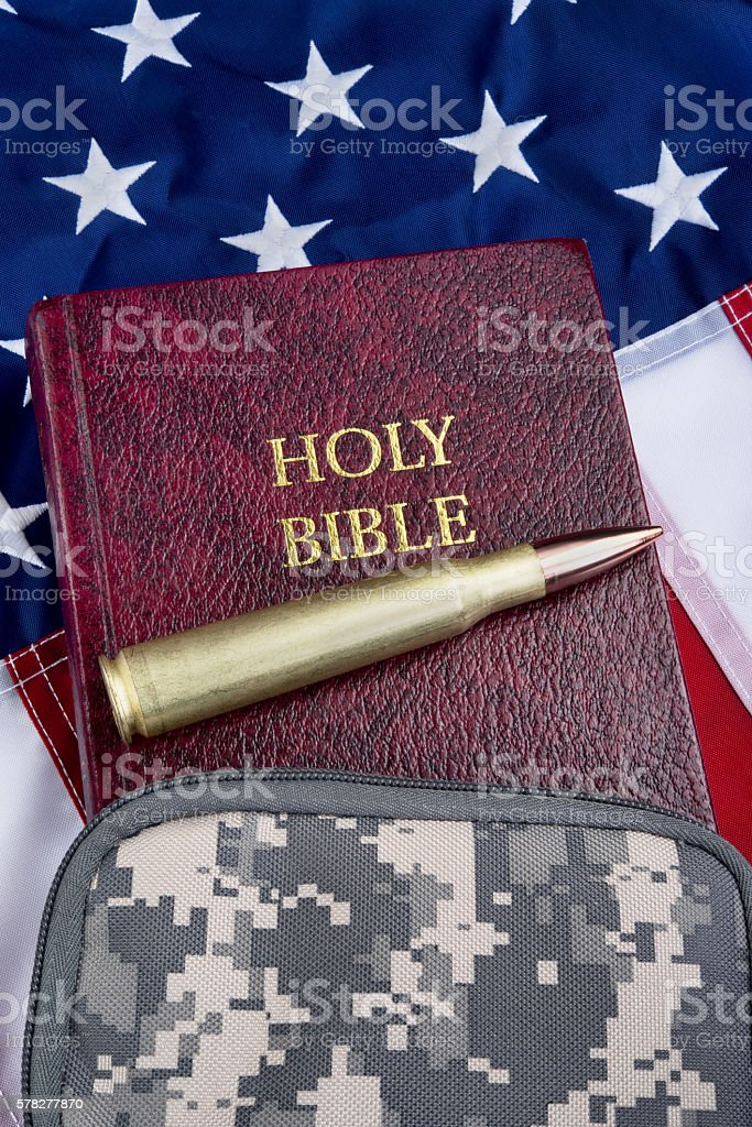 Freedom and Peace. stock photo