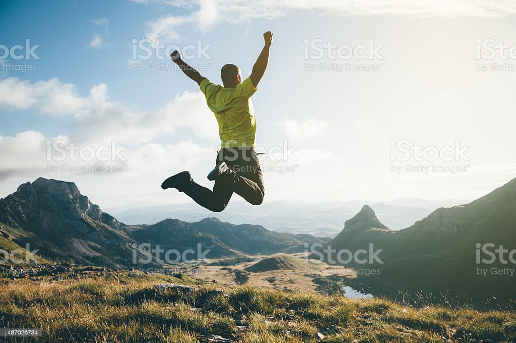 Freedom. Independence. stock photo