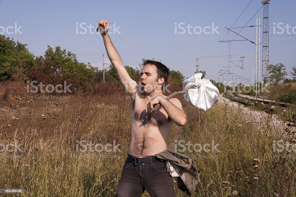 Freedom. Leaving home. royalty-free stock photo