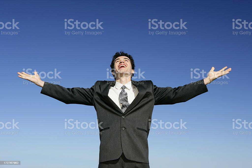 Freedom !!! royalty-free stock photo