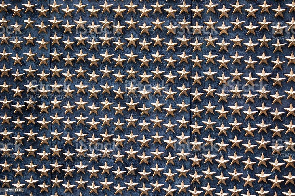 Freedom Wall stock photo