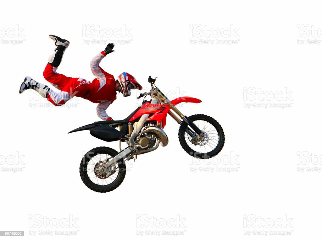 freestyle royalty-free stock photo