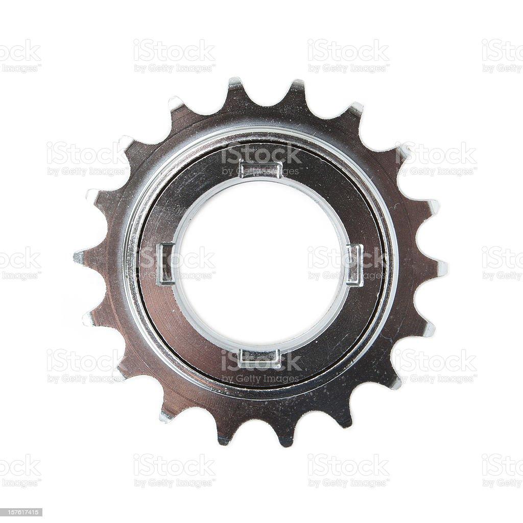 Freewheel stock photo