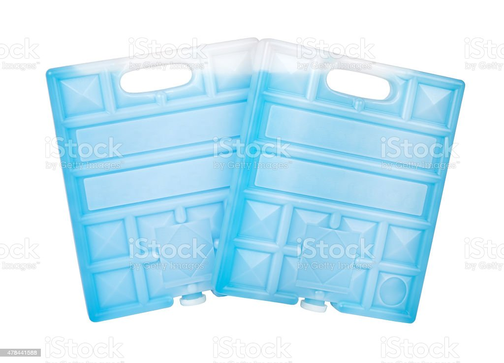 freez pack stock photo