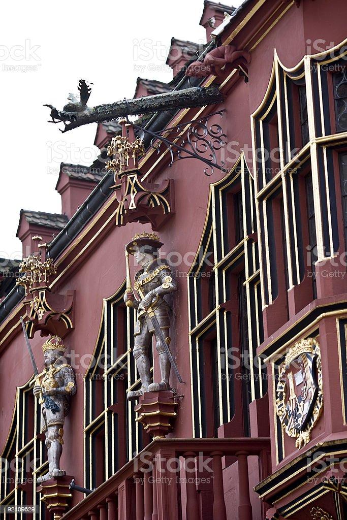 Freiburg royalty-free stock photo