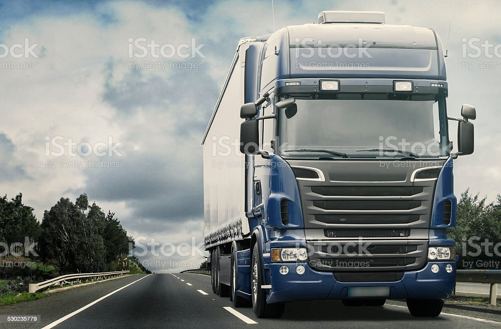 Freight Transportation stock photo