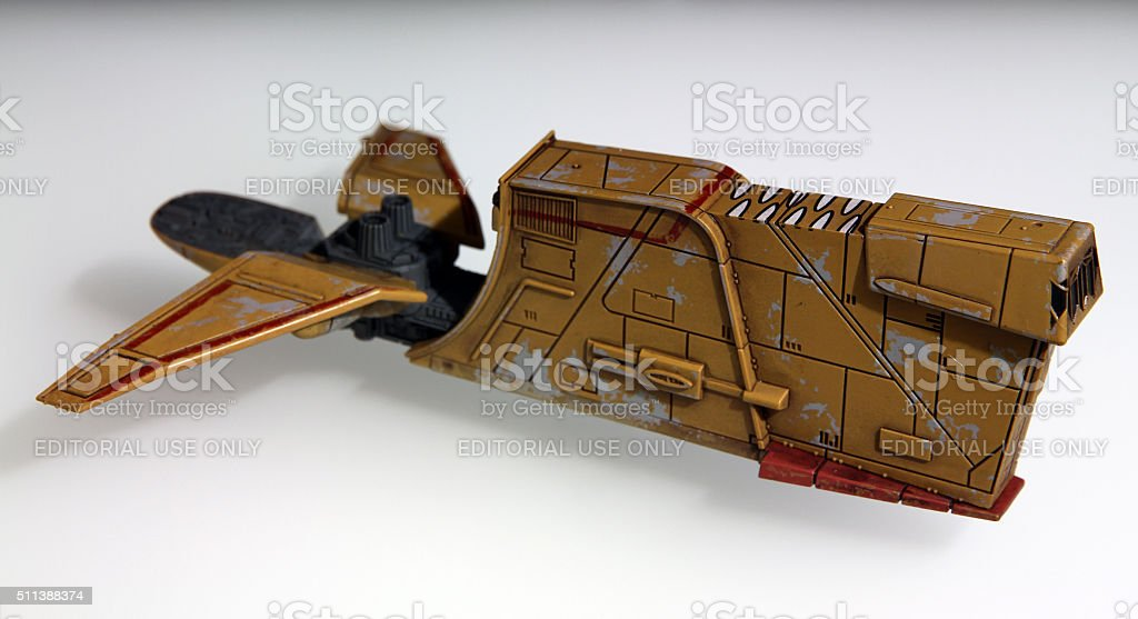 YV-666 Freighter stock photo