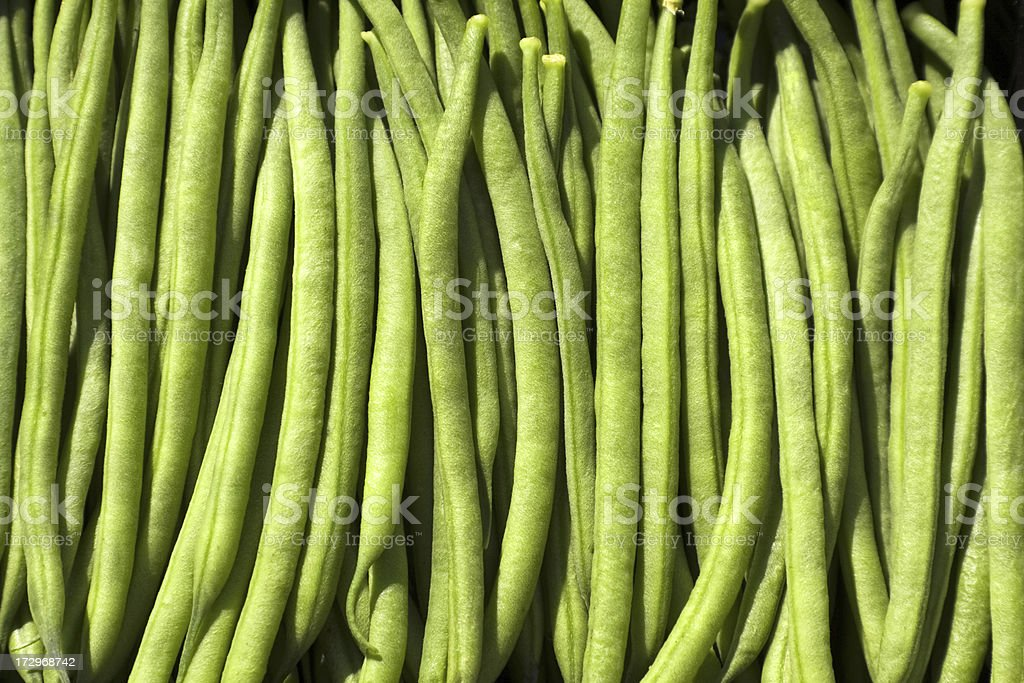 French beans XL royalty-free stock photo