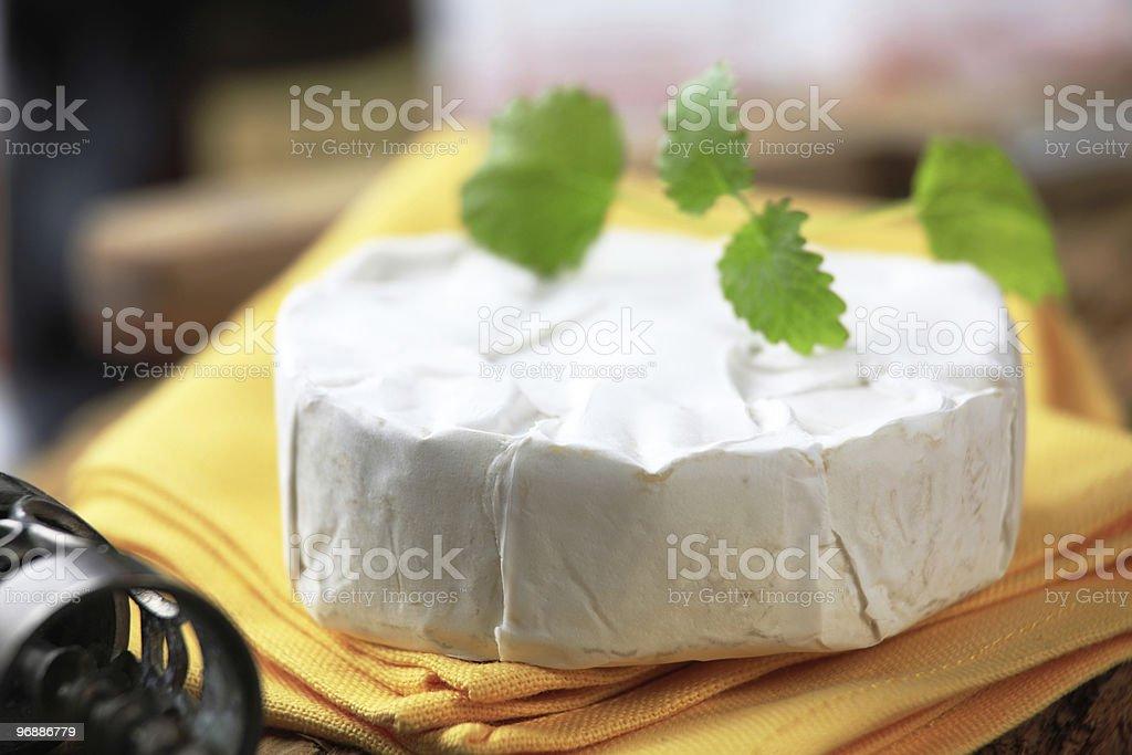 Французский сыр Стоковые фото Стоковая фотография