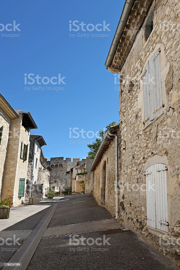 French City royalty-free stock photo