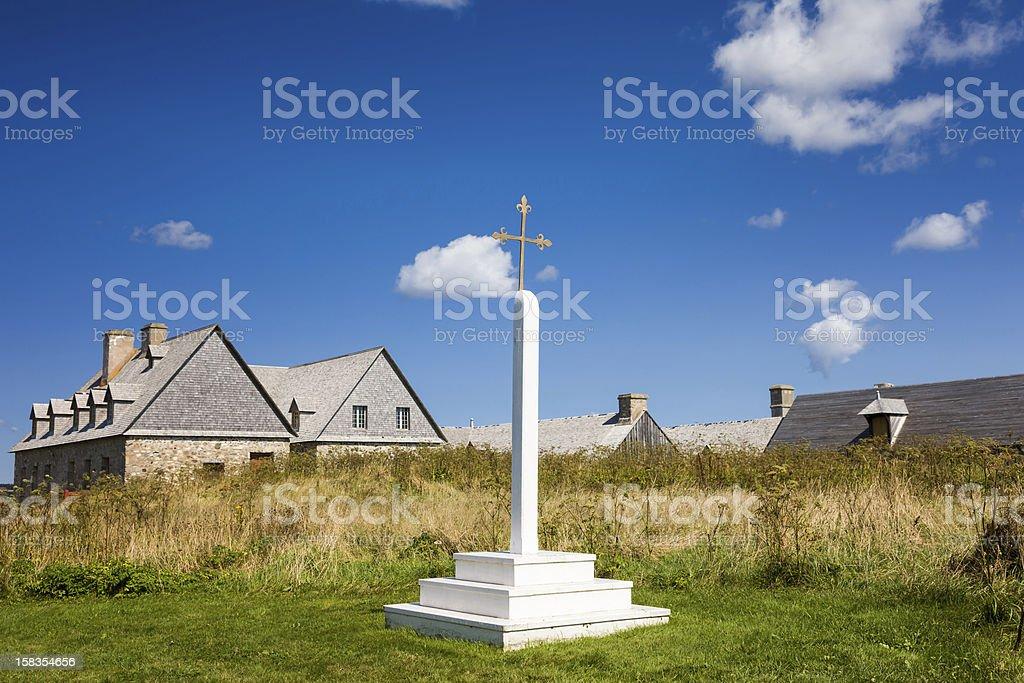 French cross stock photo