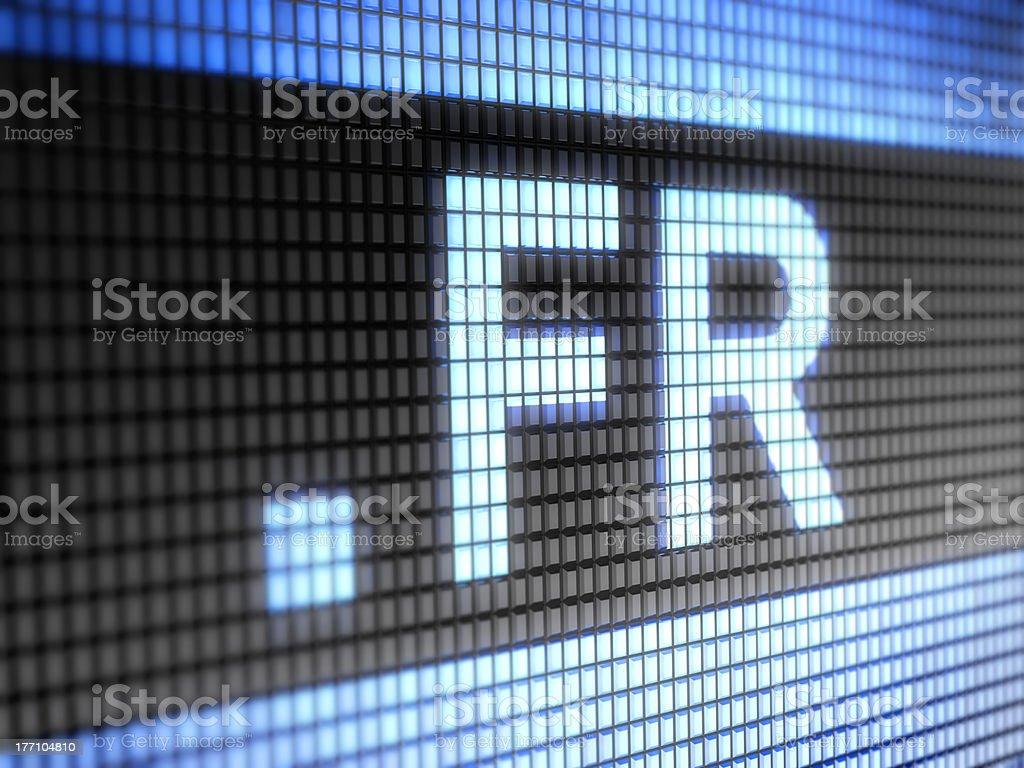 French domen royalty-free stock photo