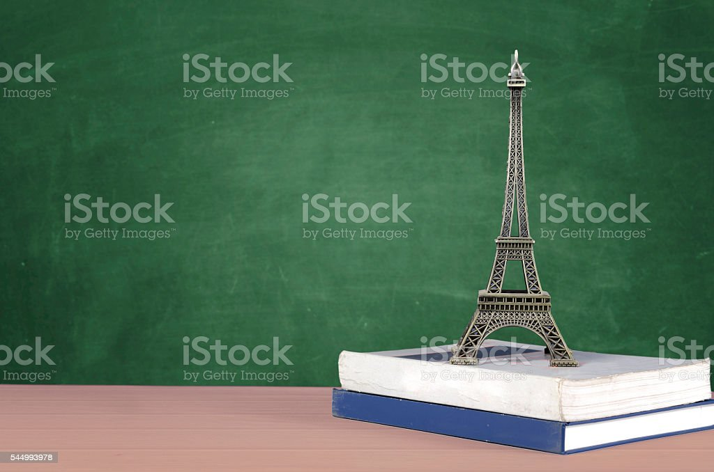 French education stock photo