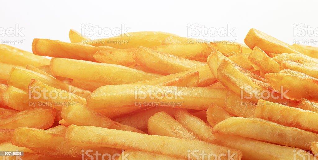 Картофель фри Стоковые фото Стоковая фотография