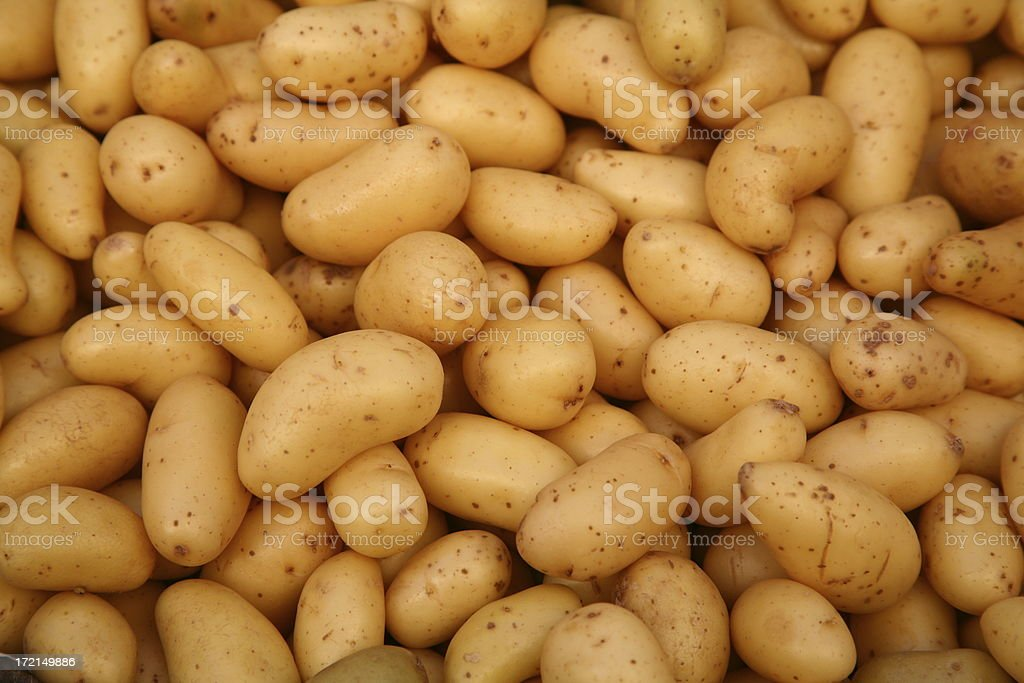 French fries to be royalty-free stock photo