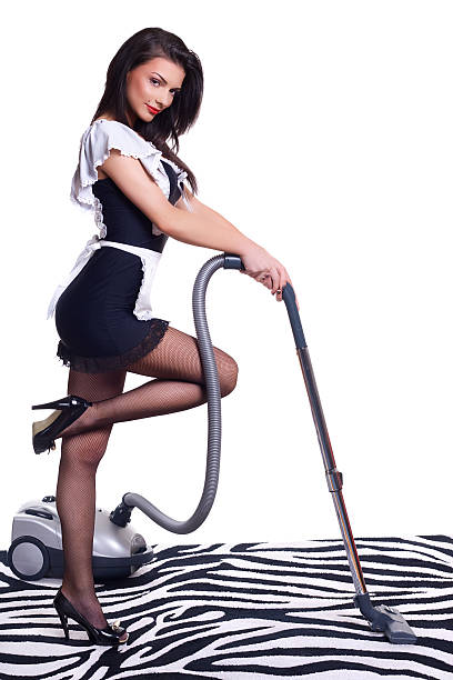 Sexy Vacuuming 105
