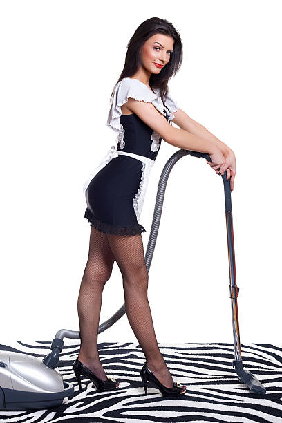 Sexy Vacuuming 16