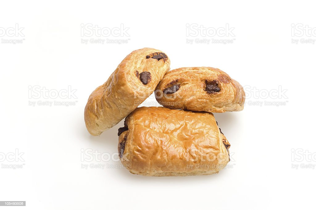 french pastery stock photo