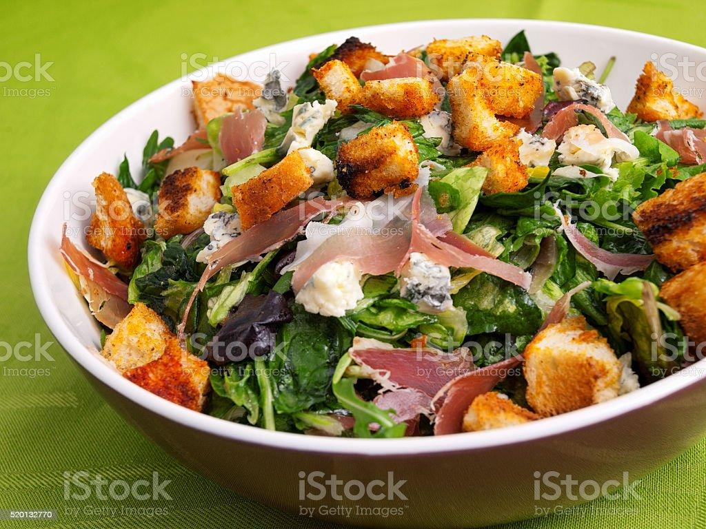 French Provencal Salad stock photo