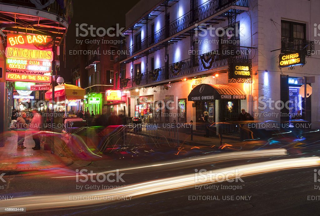 French Quarter royalty-free stock photo