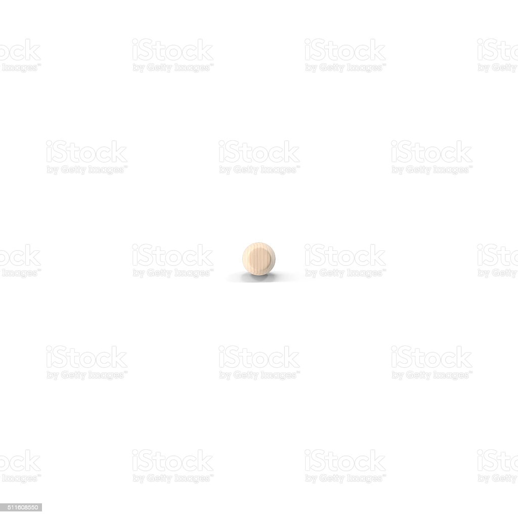 French Rolling Pin stock photo