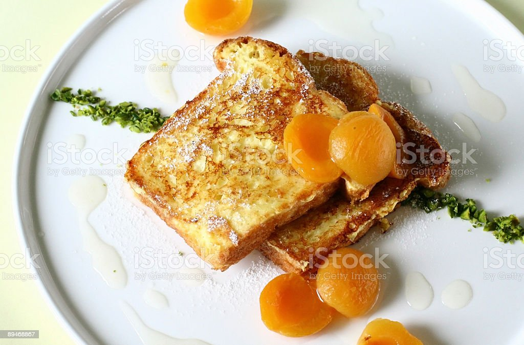 Pain Perdu royalty-free stock photo