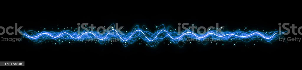 Frequency Fantasy royalty-free stock photo