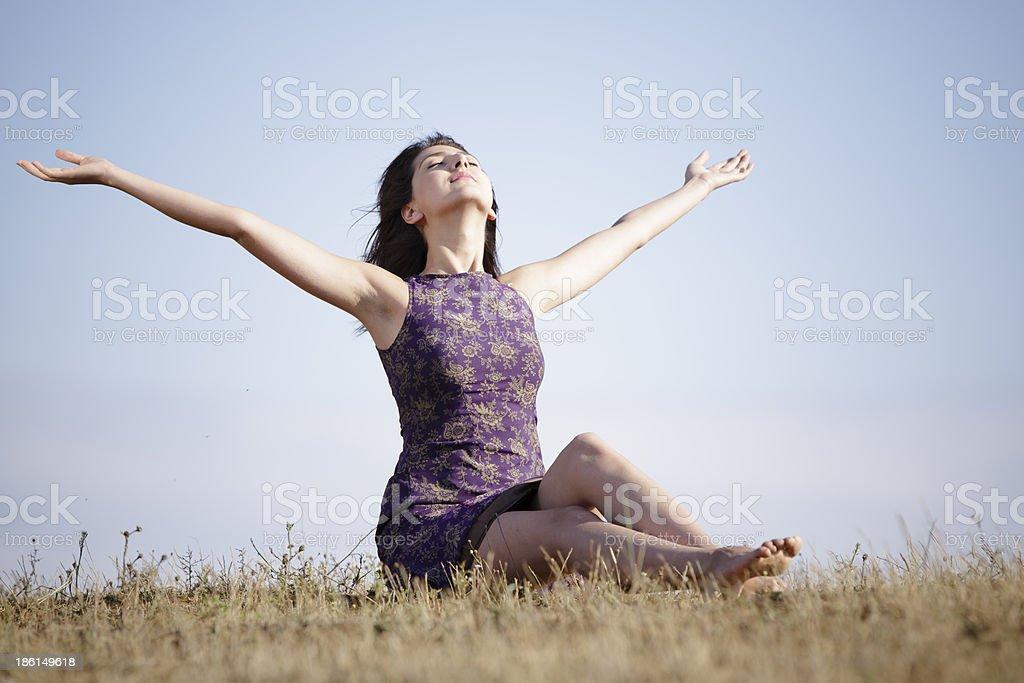 fresh air stock photo