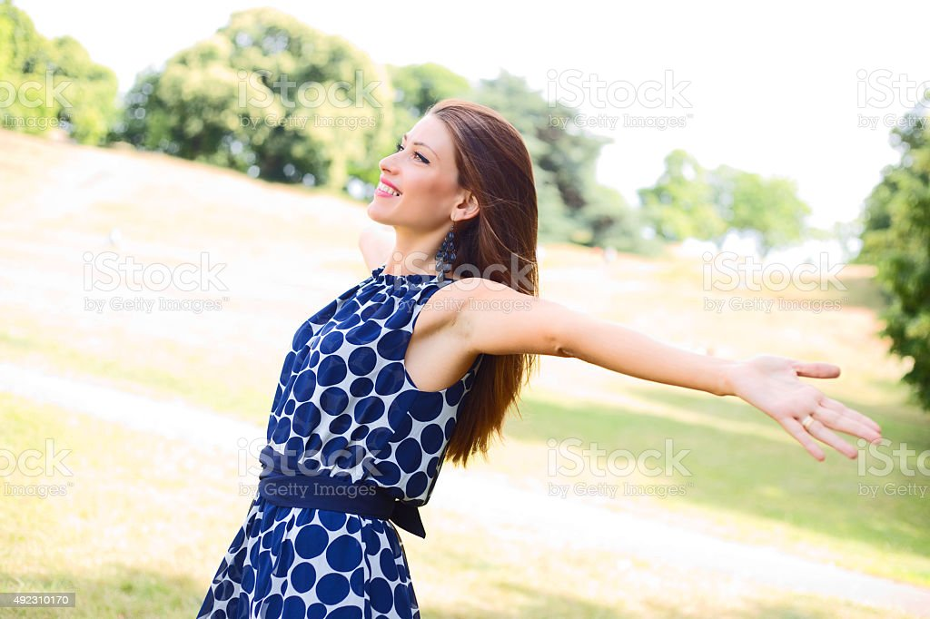 fresh air royalty-free stock photo