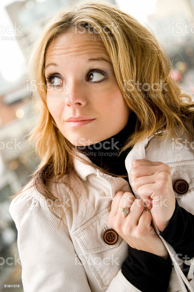 Fresh Air stock photo