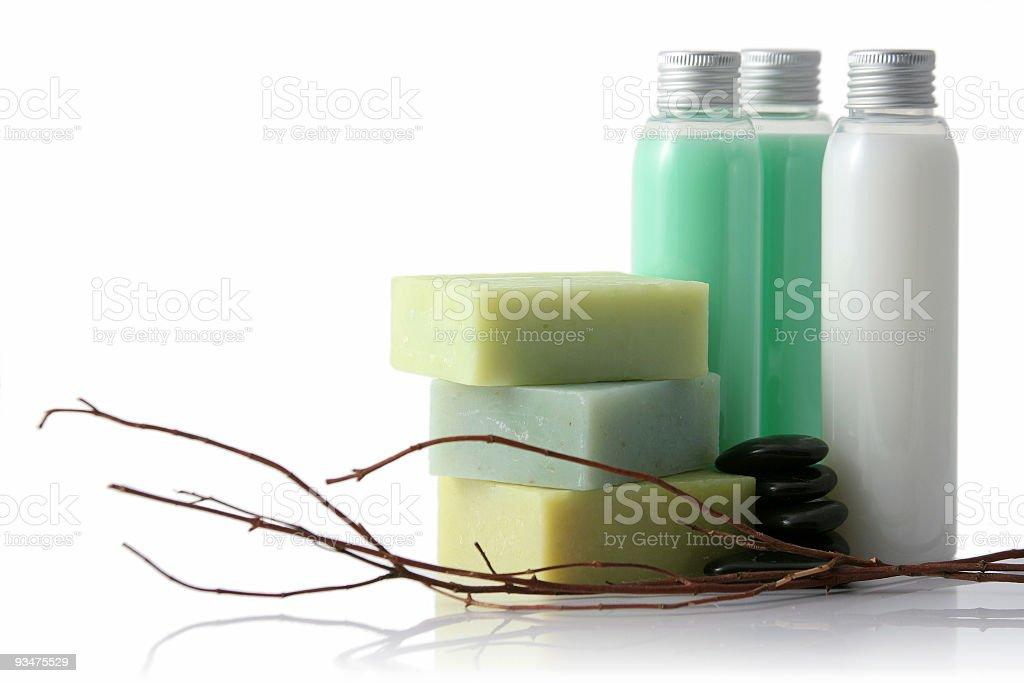 Fresh & clean [nature] stock photo