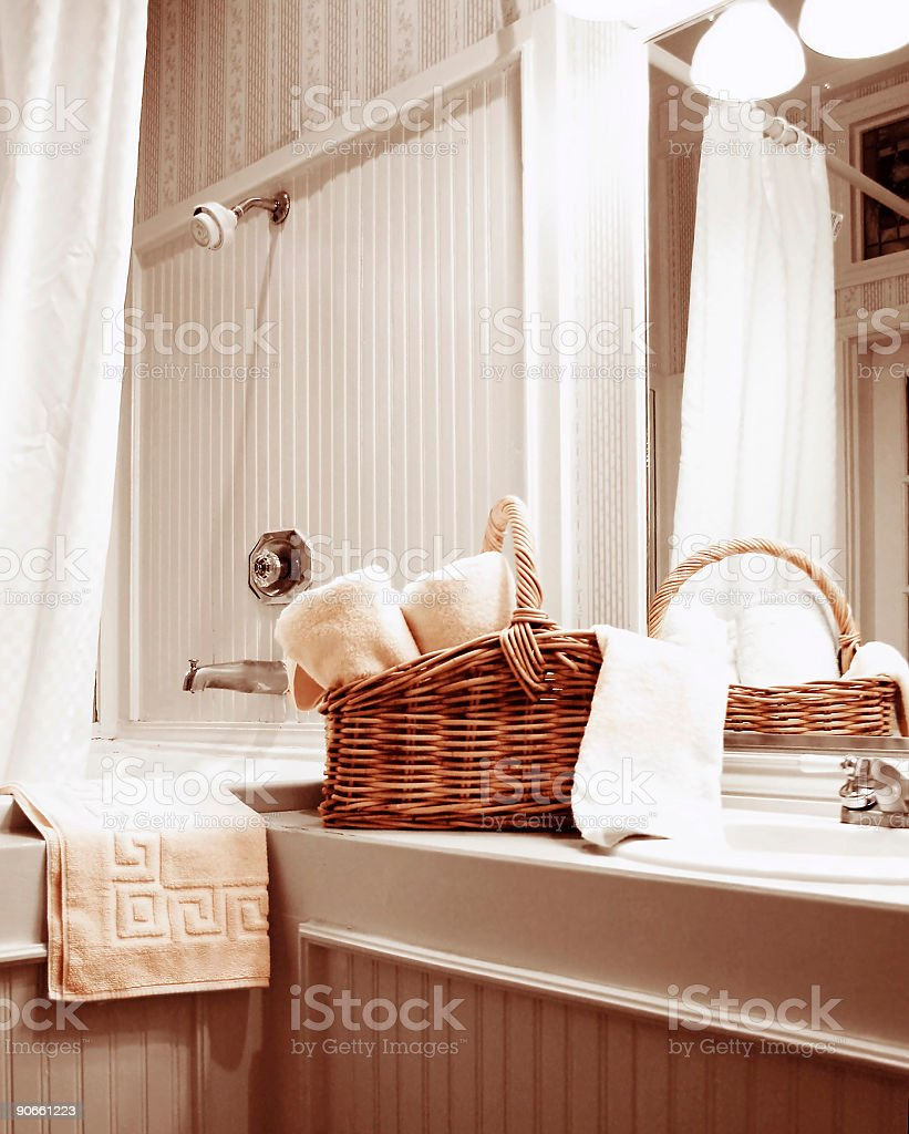 fresh and clean royalty-free stock photo