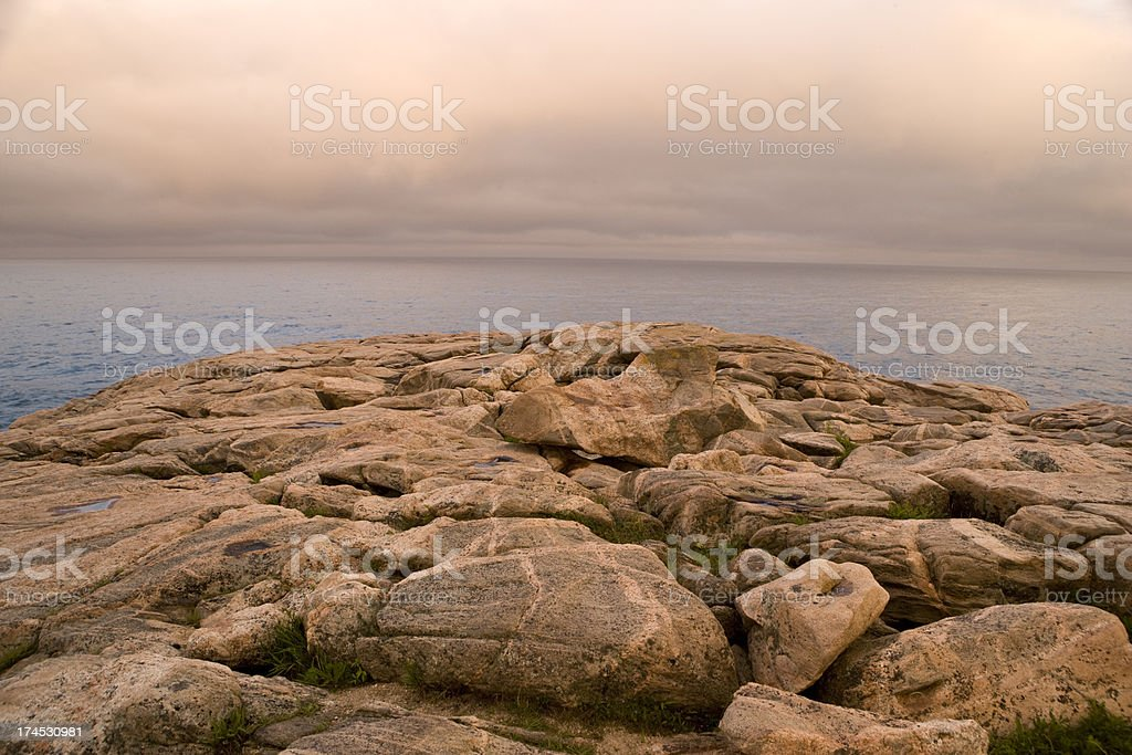 Fresh and tranquil landscape royalty-free stock photo