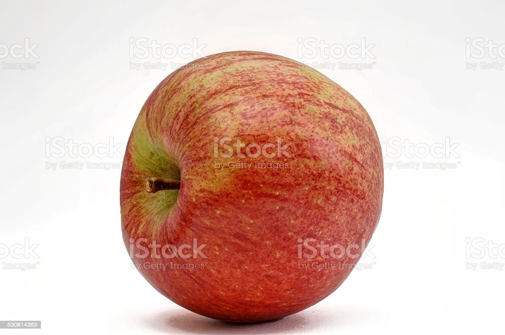 Fresh apple Cut stock photo