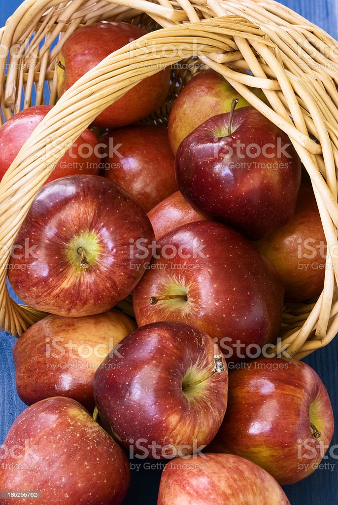 Fresh apples. royalty-free stock photo