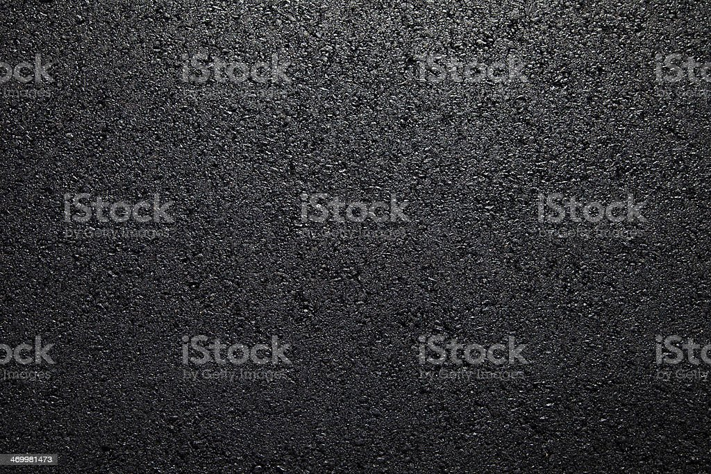 Fresh asphalt background stock photo