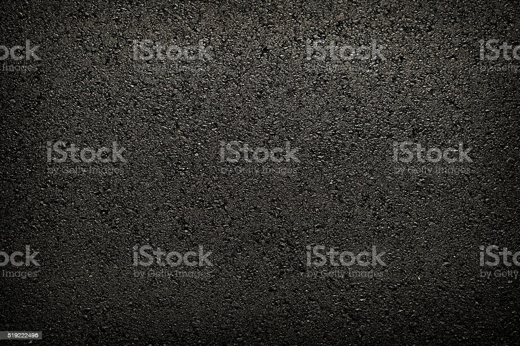Fresh asphalt background stock photo