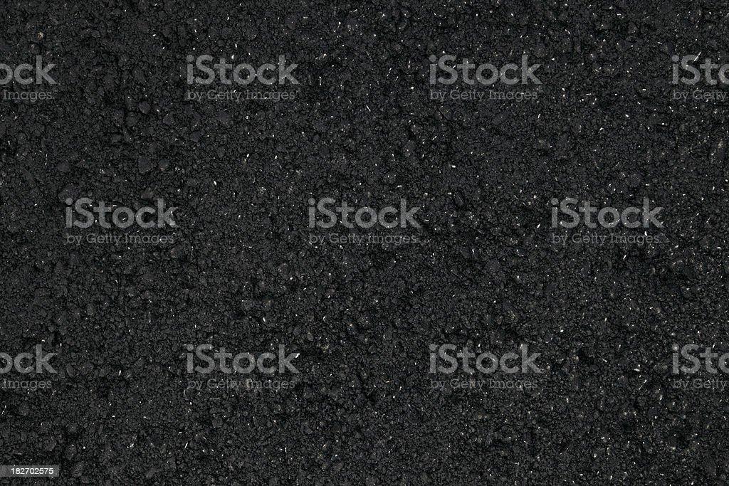 Fresh Asphalt royalty-free stock photo