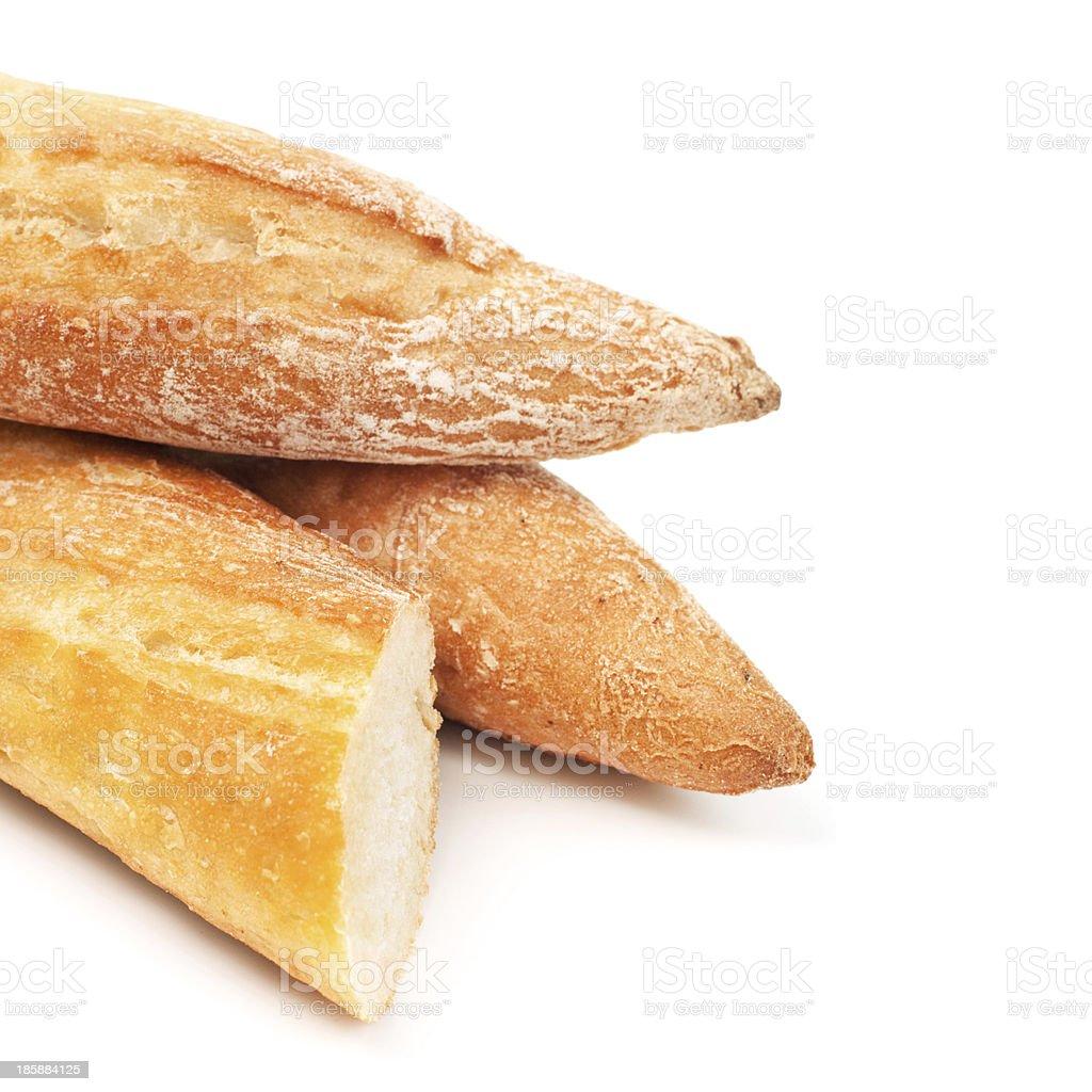 Des baguette de pain photo libre de droits