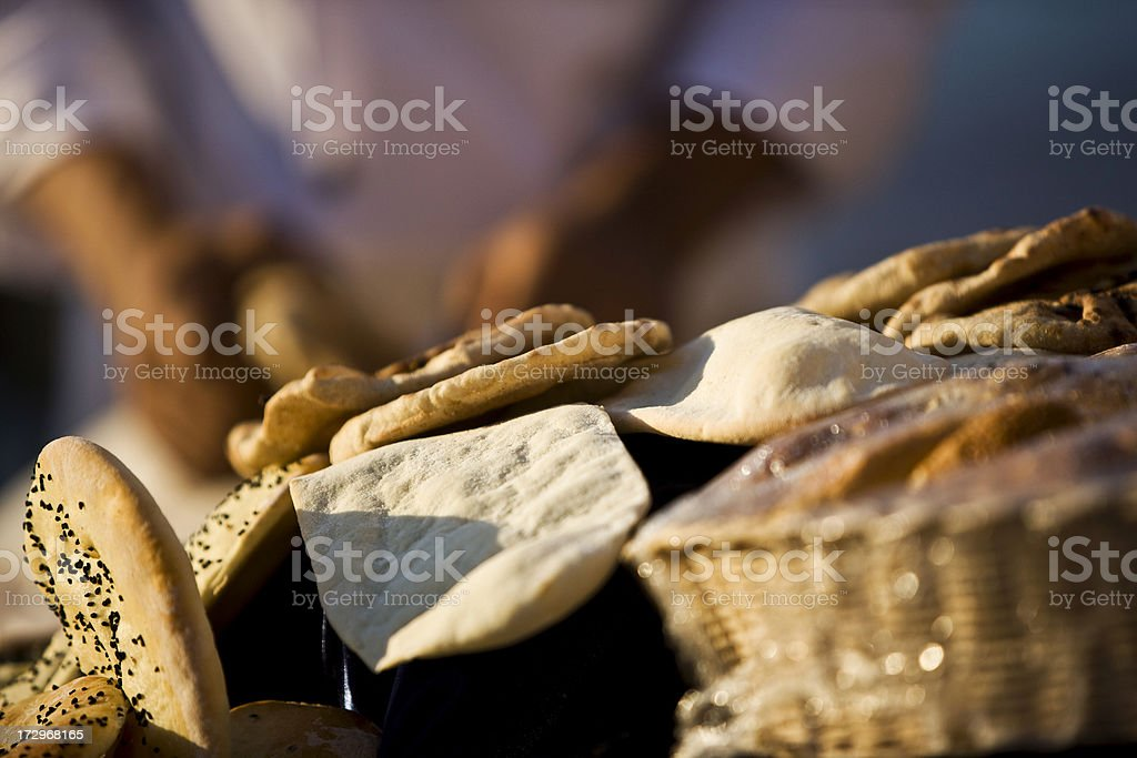 Fresh bakery royalty-free stock photo