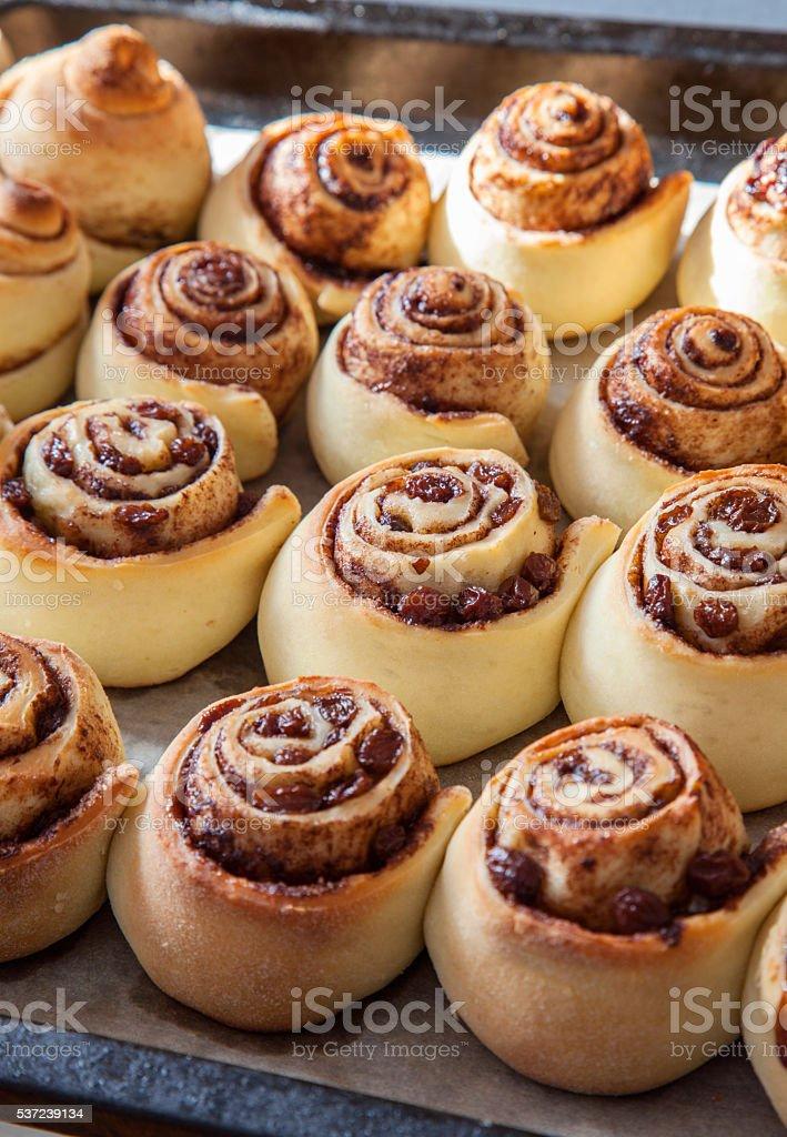 Fresh bakery stock photo