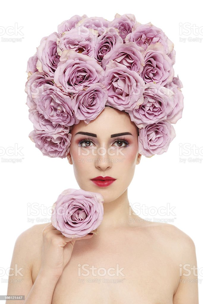 Fresh beauty royalty-free stock photo