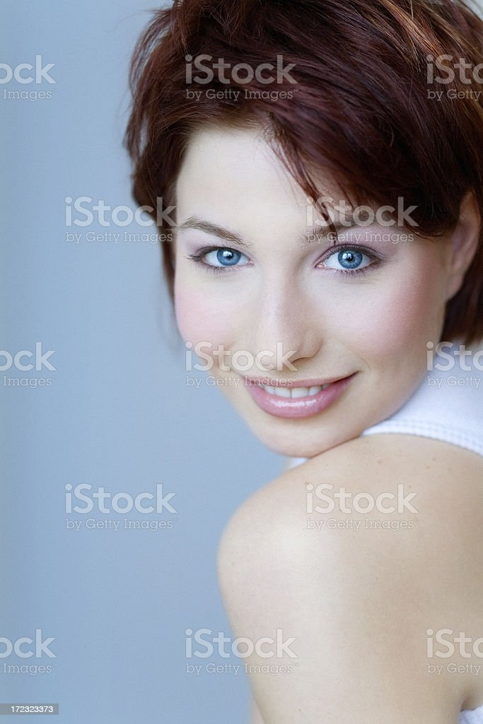 Fresh Beauty royalty-free stock photo
