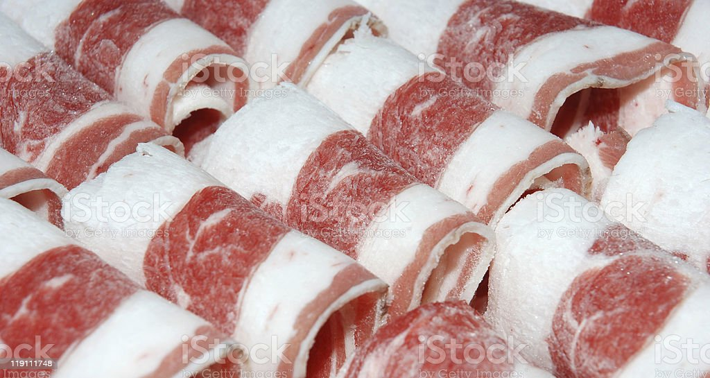 fresh beef meat royalty-free stock photo