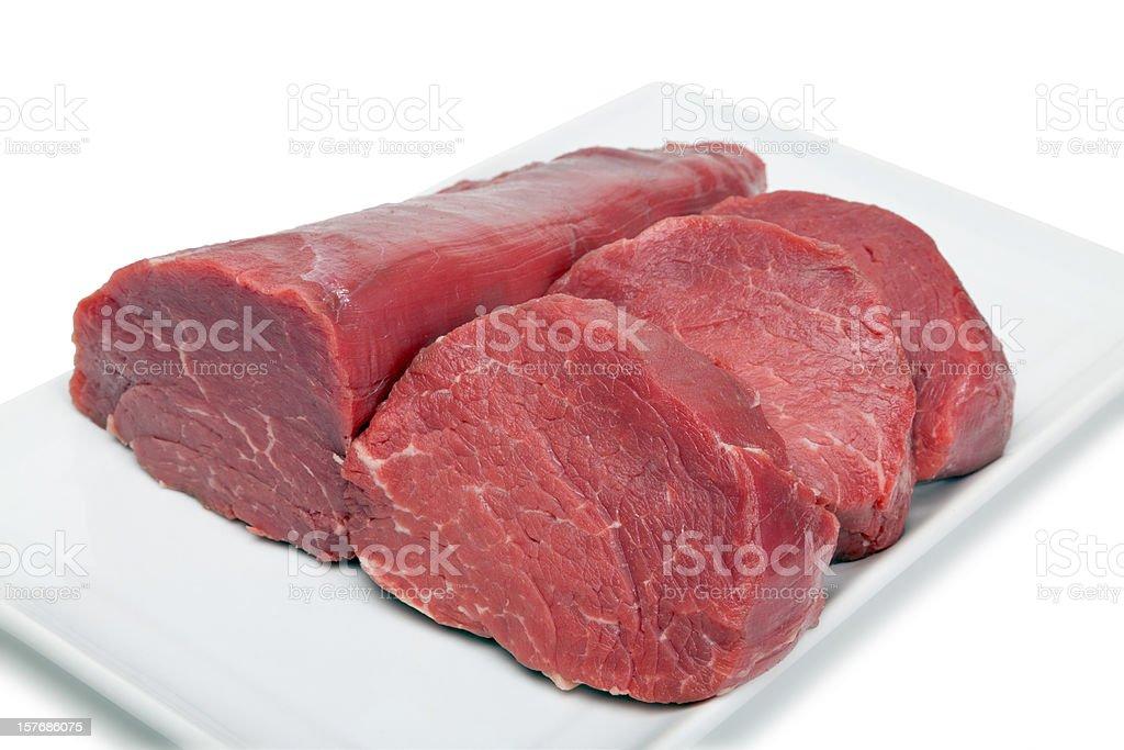 Fresh beef royalty-free stock photo