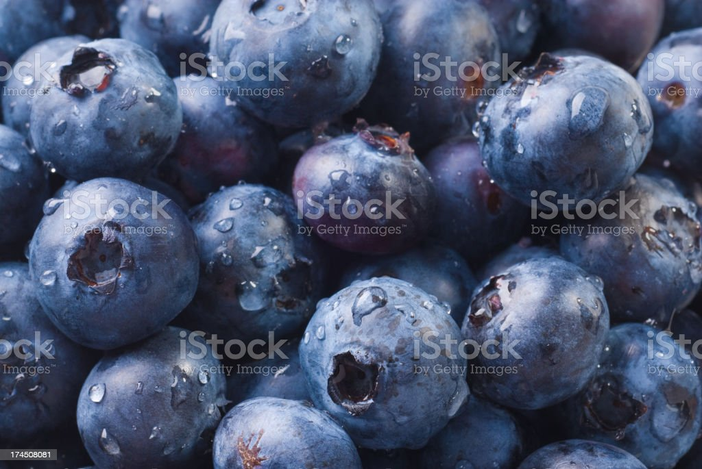 Fresh Blueberries! stock photo